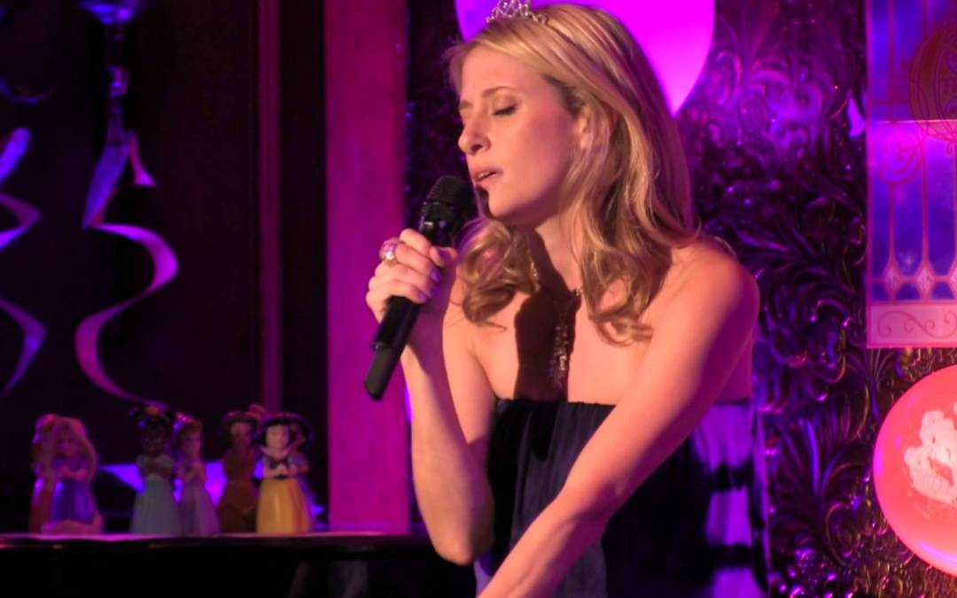 Get a sneak preview of Frozen on Broadway's leading lady Caissie Levy performing the …