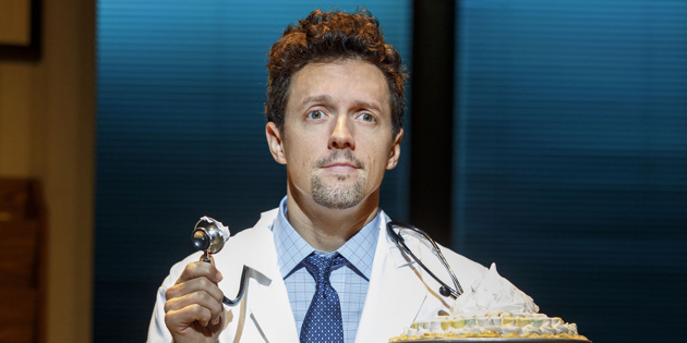 Jason Mraz Will Join Sara Bareilles for Two Additional Weeks in Waitress
