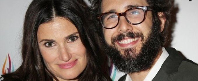 Josh Groban and Idina Menzel Announce Fall 2018 Tour Dates
