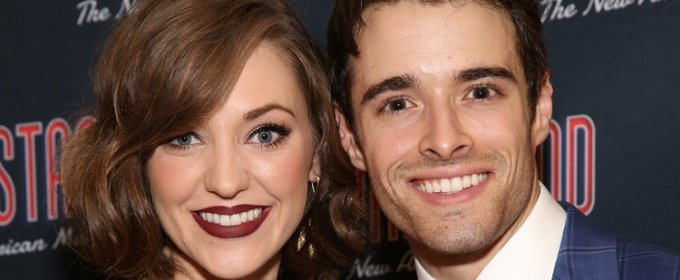 Laura Osnes, Corey Cott & More Join Final Week of Broadway in Bryant Park!