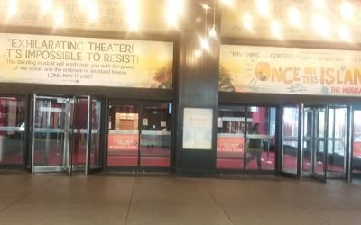 ON THE MARQUEE: WE DANCE and celebrate Awards season!! Check out Circle in the Square