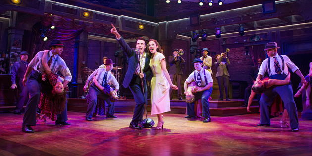 Original Broadway Musical Bandstand, Starring Laura Osnes & Corey Cott, Will End Its Run