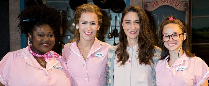 Stephanie Torns to Lead WAITRESS Following Bareilles's Exit; McPhee Scheduled Thru June 17