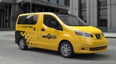 Chcete vidieť nové taxíky New Yorku?