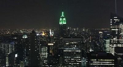 New York víta iránskeho prezidenta: Zelenou farbou opozície