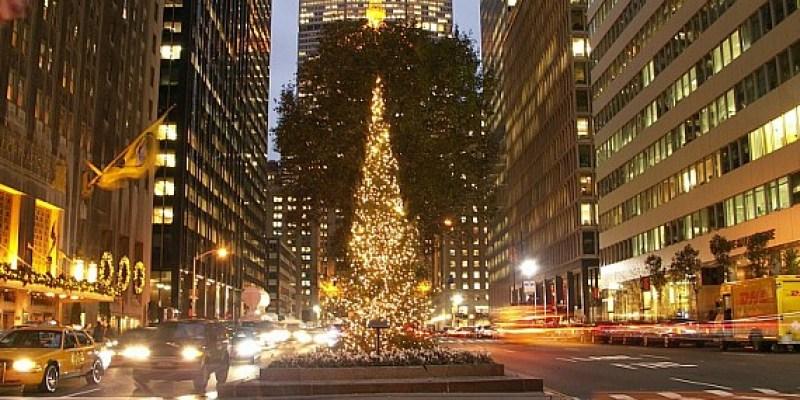 fb3d639155a8 Vianočné stromčeky v New Yorku na newyorkcity.sk