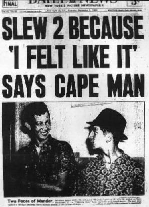 the capeman murders