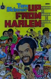 Up From Harlem Cover - Tom Skinner