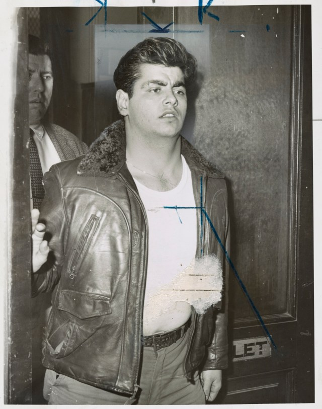 Robert Fasano member of Gremlins gang