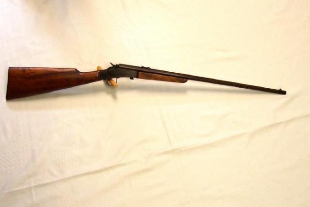 Remington model #6 rifle