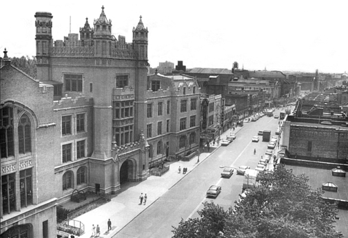 Erasmus Hall High School