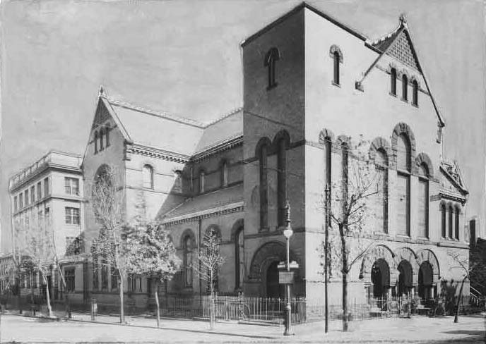 Transfiguration Church 1924