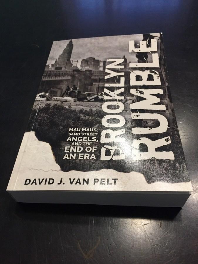 Brooklyn Rumble Book