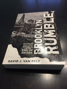 Brooklyn Rumble Book