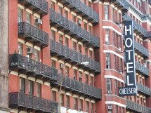 Chelsea Hotel York City Minute