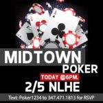 Midtown Poker #347.471.1813