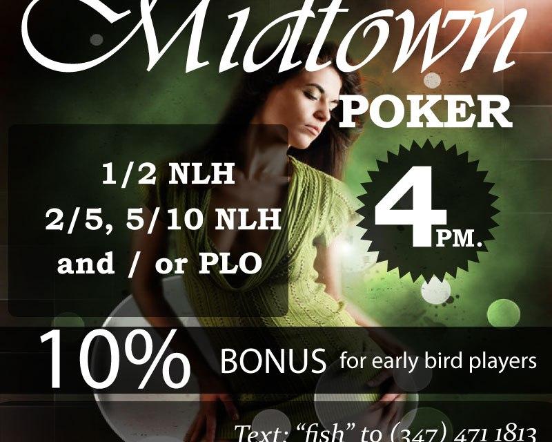 Poker Action: August 20th, 2015, Thursday