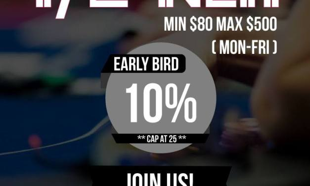 The Best Low Stakes No Limit Holdem Poker Room in Midtown || Join Now