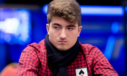 Dzmitry Urbanovich Leads Final Table