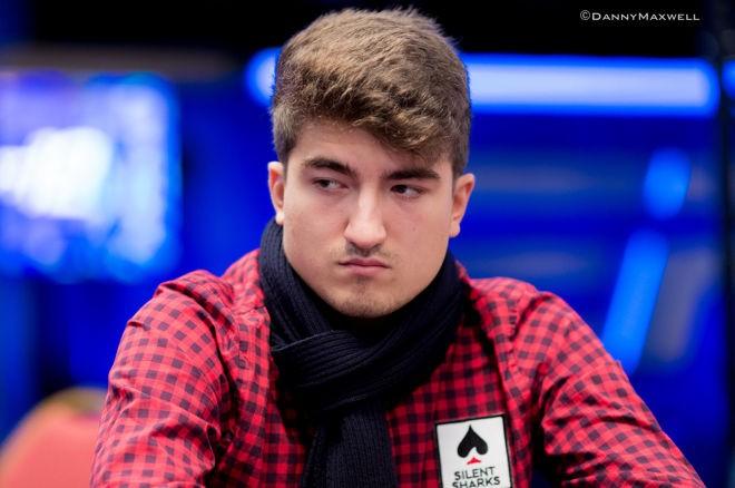 Dzmitry Urbanovich Leads Final Table