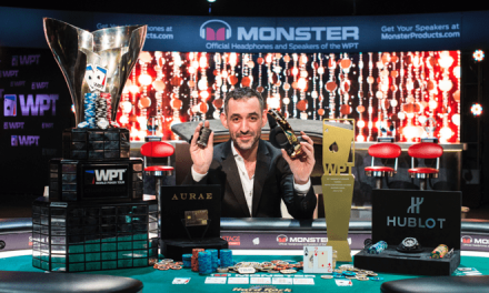 Farid Yachou Wins First WPT Tournament of Champions