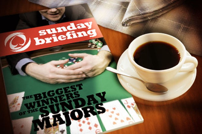 Sunday Briefing: A Massive Weekend of Online Poker