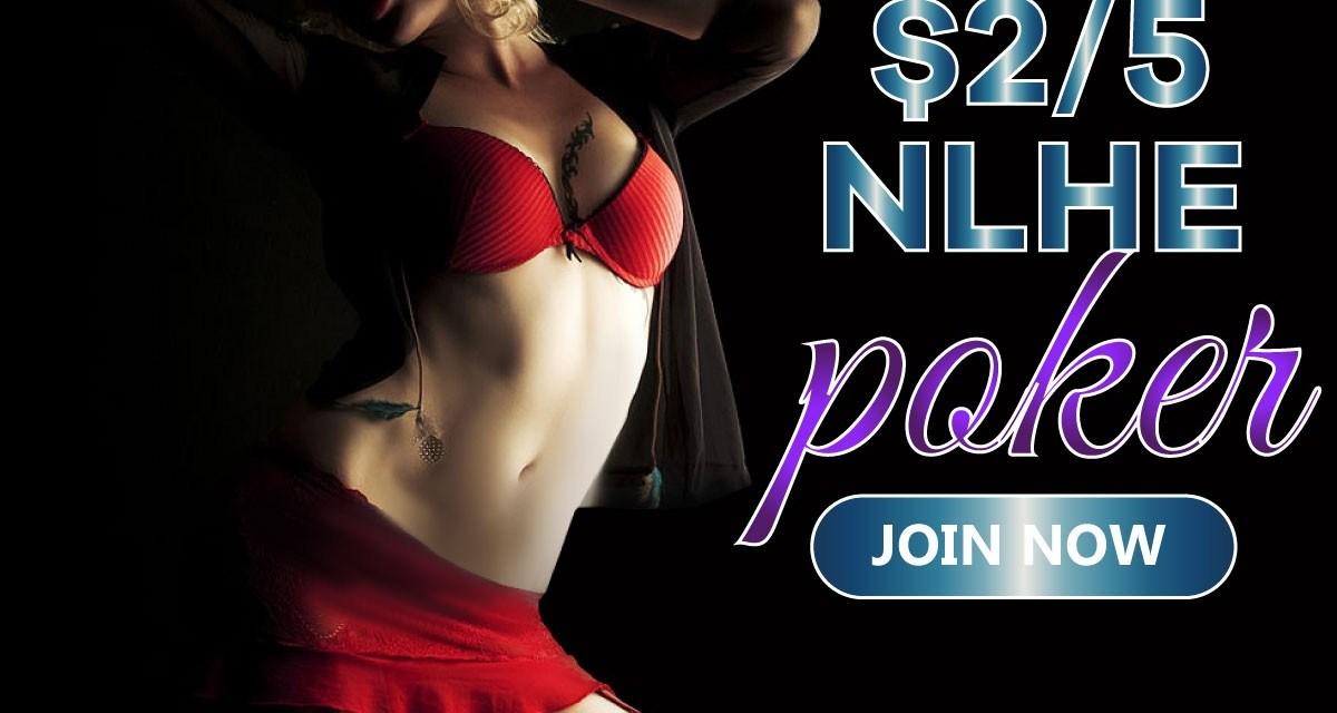 $2/5 No Limit Holdem Poker : $75 New Player Bonus