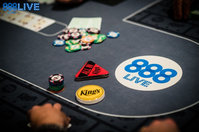 The Top 5 Hands from 888Live Rozvadov