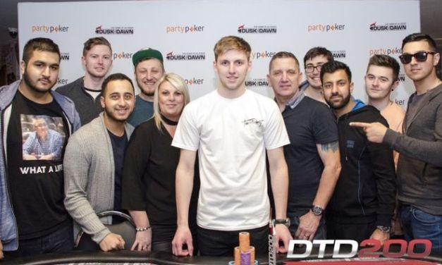 Tom Haney Wins the Latest DTD200 Event