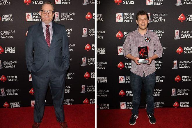 Lance Bradley and Ari Engel Are Canadian Winners of 2017 American Poker Awards