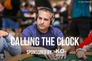 Calling the Clock with Matt Glantz Sponsored by KO Watches