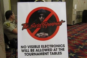 Reactions from the 'Social Experiment' Poker Tournament