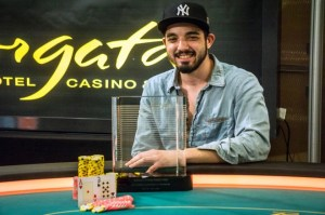 Sam Taylor Wins Borgata Spring Poker Open