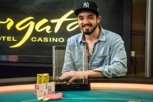 Sam Taylor Wins Borgata Spring Poker Open