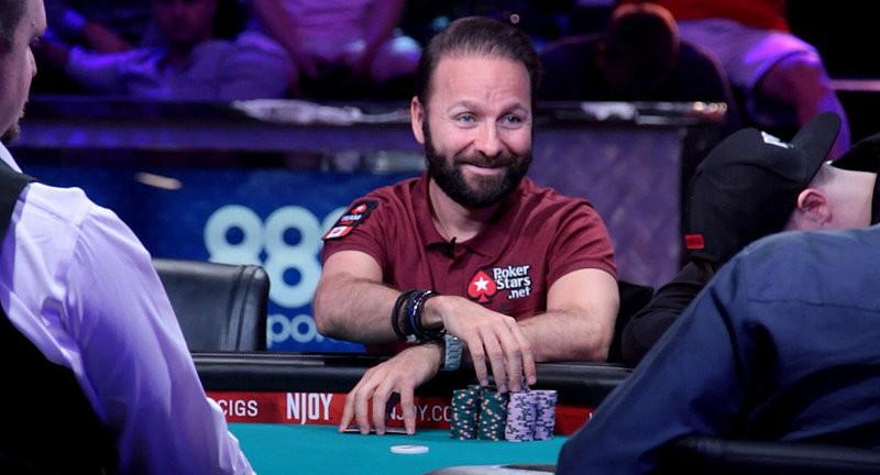 Poker Hall Of Famer Daniel Negreanu Heads-Up For Seventh WSOP Bracelet