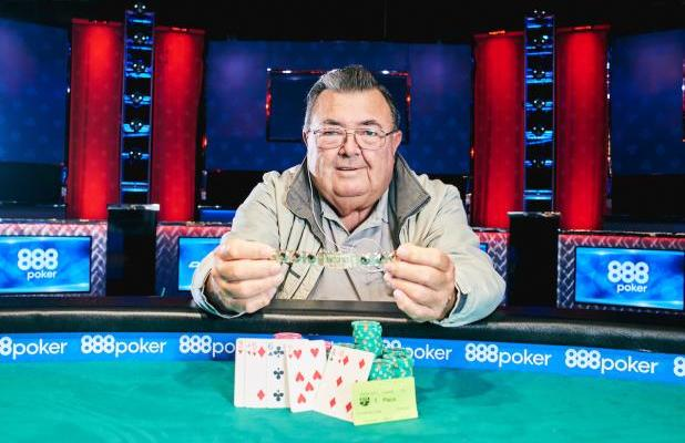 ERNEST BOHN TRIUMPHS IN $1,500 SEVEN-CARD STUD HI-LO EVENT #40