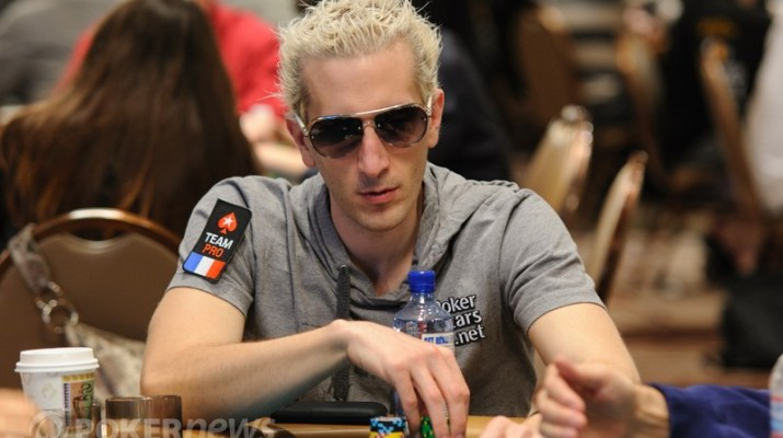 "Mad Bluff Chipleader vs Pair-Aces ""ElkY"" Grospellier in Monte-Carlo 2017"