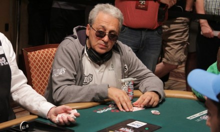 Chess Master Reflects On Final-Table Finish In $50,000 Buy-In WSOP Poker Players Championship