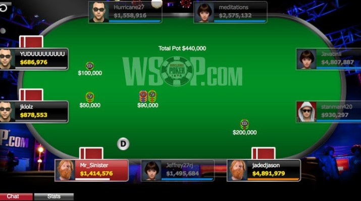 Nipun 'Javatinii' Java Wins 2017 World Series of Poker $1,000 Online No-Limit Hold'em