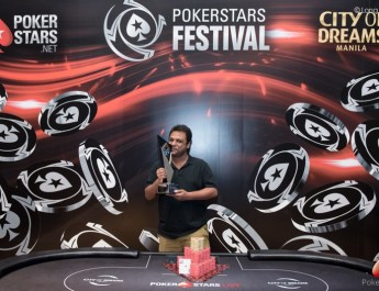 PokerStars Festival Manila: Uday Bansal bests record-breaking Main Event