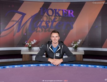 Steffen Sontheimer Takes Down Poker Masters Event #2: $50,000 No-Limit Hold'em