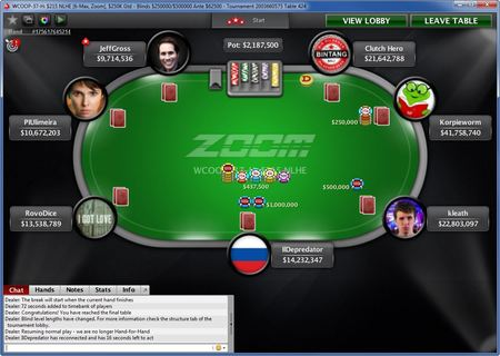 WCOOP 2017: IlDepredator outlasts wild final in Event #37-H ($215 NLHE, 6-Max, Zoom)