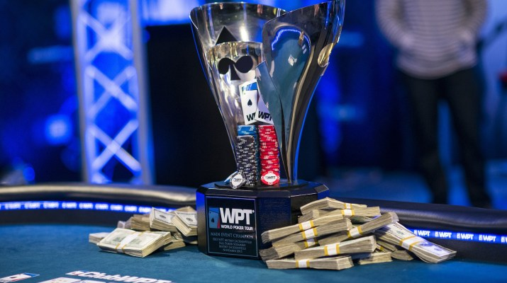 Upcoming Satellites For WPT Bestbet Bounty Scramble