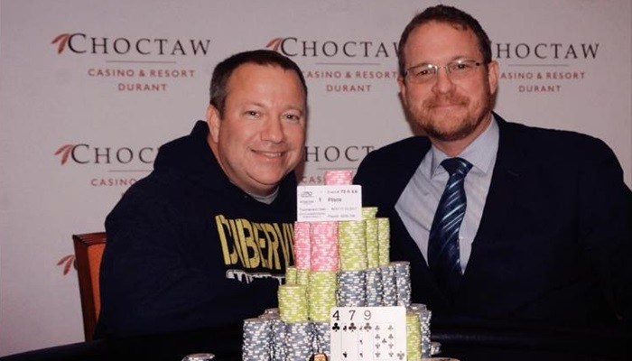 WSOPC Choctaw Main Event win goes to Dan Lowery along with $258,784