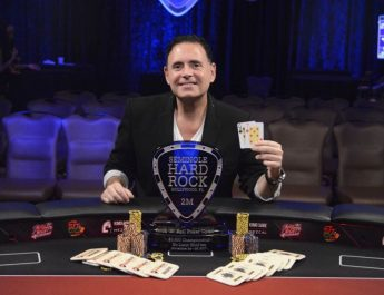 Michael Newman Defeats Stacked Final Table to Win $374K at Seminole Hard Rock