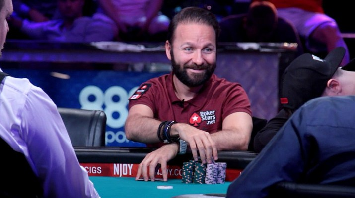 Daniel Negreanu Admits To Back-To-Back Losing Years At Poker Tables