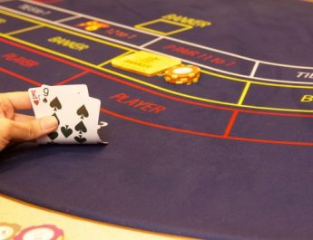 Nevada Baccarat Winnings Hit Eight-Year Low