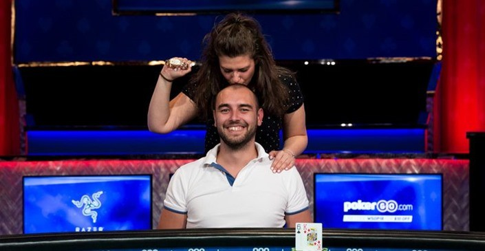 Ognyan Dimov The Pride Of Bulgaria After Winning Wsop Event #17 ($378k)