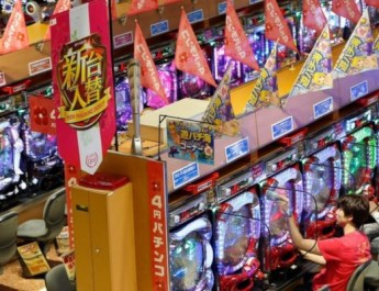 Pachinko remains king for Japanese gamblers
