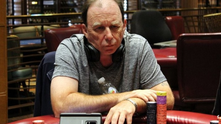 CPPT Isle Casino Main Event: Tom Gity Leads After Day 1A